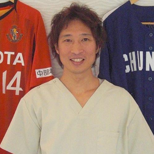 内田先生の写真