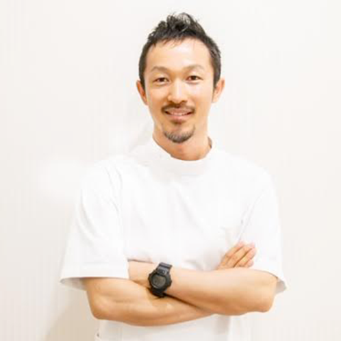 青山先生の写真